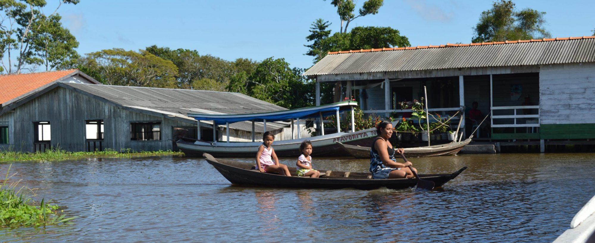SVD – AMAZÔNIA